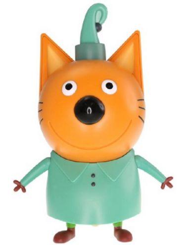 KOT-O-CIAKI Figurka BUDYŃ z Dźwiękiem 15cm 35030