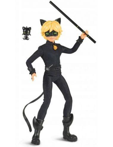 Miraculous Lalka Czarny Kot z Akcesoriami 50002