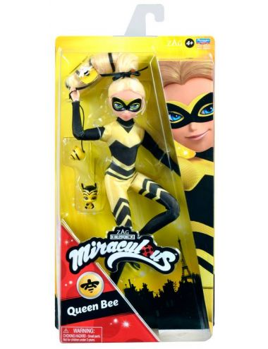 Miraculous Lalka Królowa Pszczół z Akcesoriami 50003