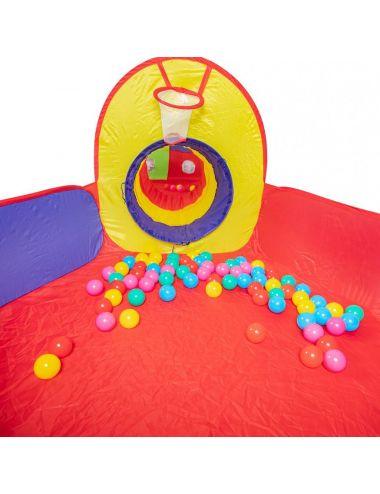 Namiot z Basenem i Piłeczkami Tunel 881887