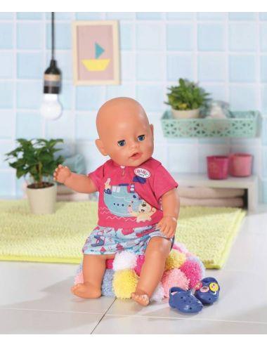 Baby Born Piżama z Bucikami dla Lalki 830628