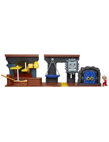 Super Mario Zestaw Deluxe Dungeon z Figurkami 85993-4L