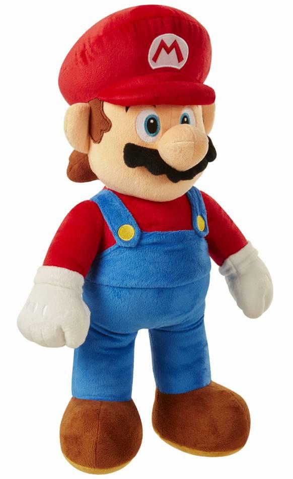 Super Mario Maskotka 50cm jumbo pluszak 64456