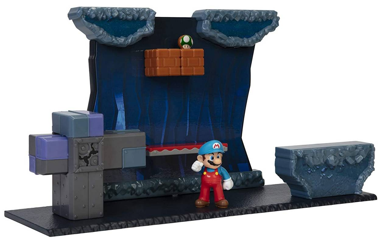 Super Mario Zestaw Underground z figurkami 404274