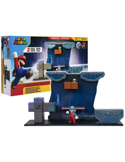 Super Mario Zestaw Underground z Figurką 404274