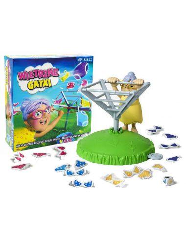 Gra Rodzinna Zręcznościowa Wietrzne Gatki 10822