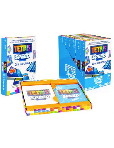 Gra Karciana Tetris Speed 10731