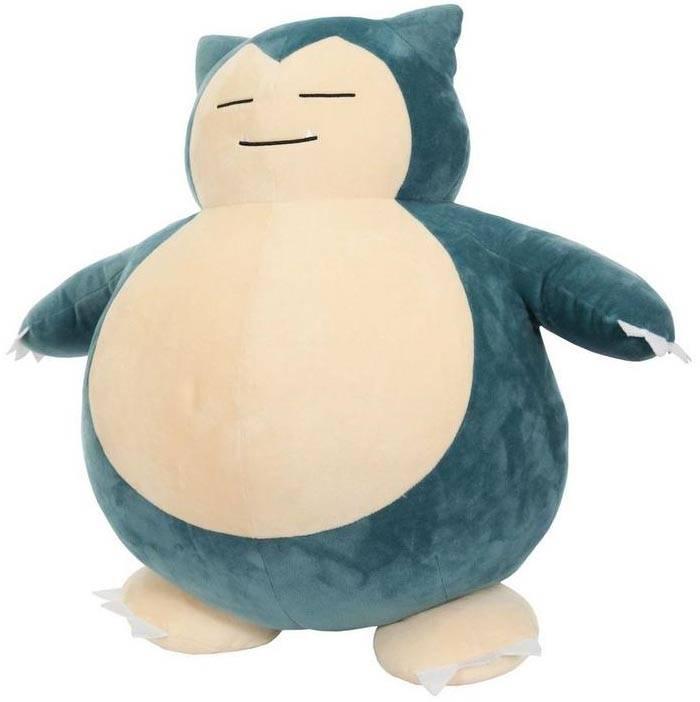 Pokemon Maskotka Snorlax Pluszowa 60cm