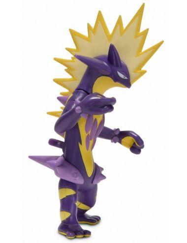 Pokemon Figurka Toxtricity 12cm Battle Deluxe Action Seria 8