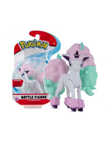 Pokemon Figurka Ponyta Galariańska Bitewna Battle