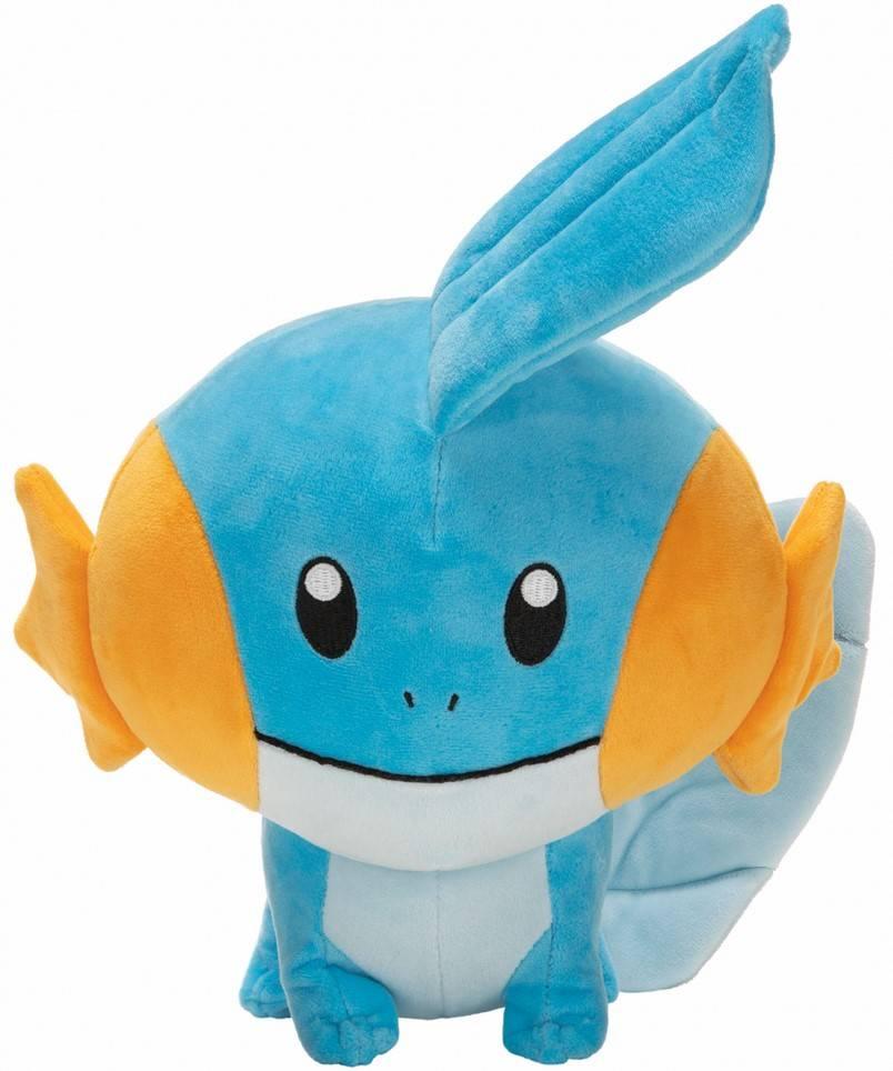 Pokemon Mudkip Pluszowa Maskotka 30cm