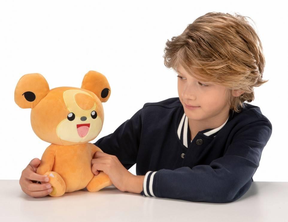 Pokemon Teddiursa Pluszowa Maskotka 30cm