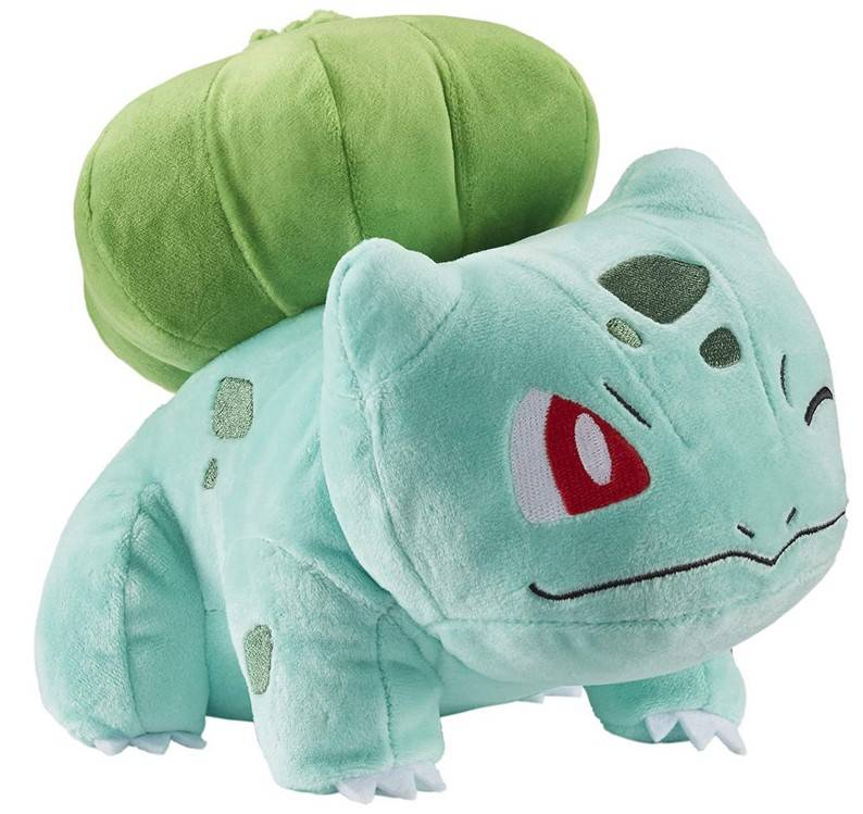 Pokemon Bulbasaur Pluszowa Maskotka 20cm