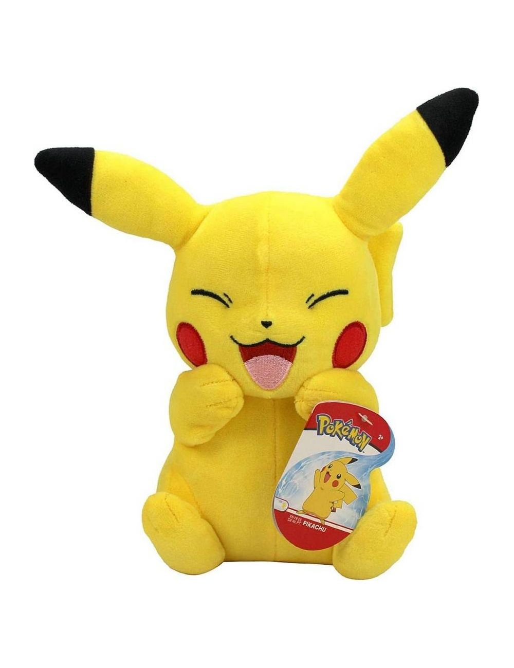 Pokemon Pikachu Pluszowa Maskotka 20cm PKW0037