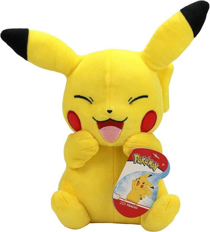 Pokemon Pikachu Pluszowa Maskotka 20cm