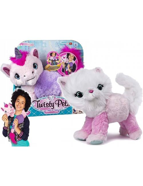 Twisty Petz Maskotka Pluszowa do Noszenia Unicorn Kitty 6053748