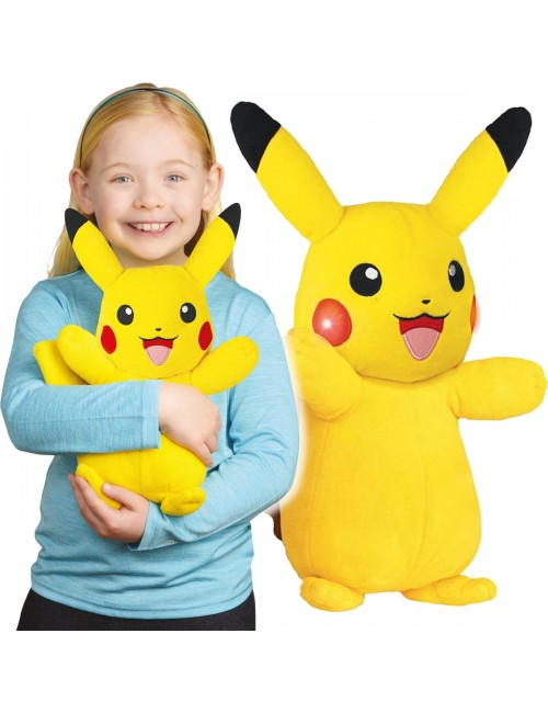 POKEMON Power Action Pikachu interaktywny