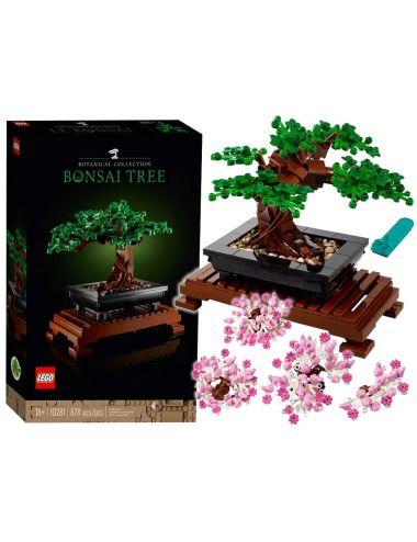 LEGO Creator Expert Drzewko Bonsai Botanical Collection 10281