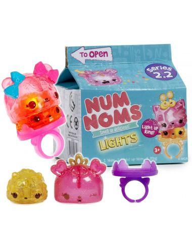 Num Noms Lights Świecące Pierścionki Seria 2.2 548355
