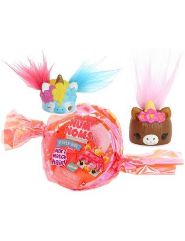 Num Noms Party Hair Pudełko z Niespodzianką Seria 1 557586
