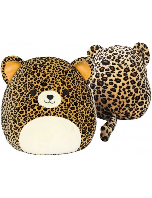Squishmallows złoty Gepard Lexie piankowa maskotka