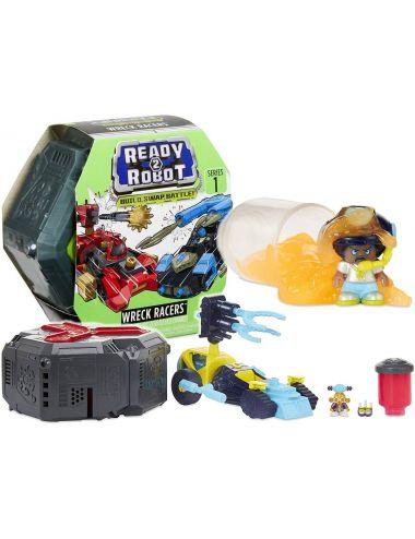 Ready2Robot Wreck Racers Pojazd Niespodzianka 557203