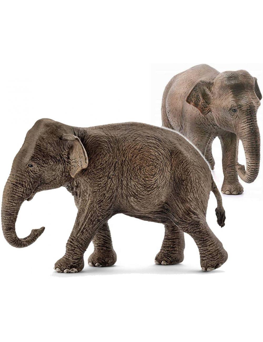 Schleich 14753 samica Słonia Azjatyckiego