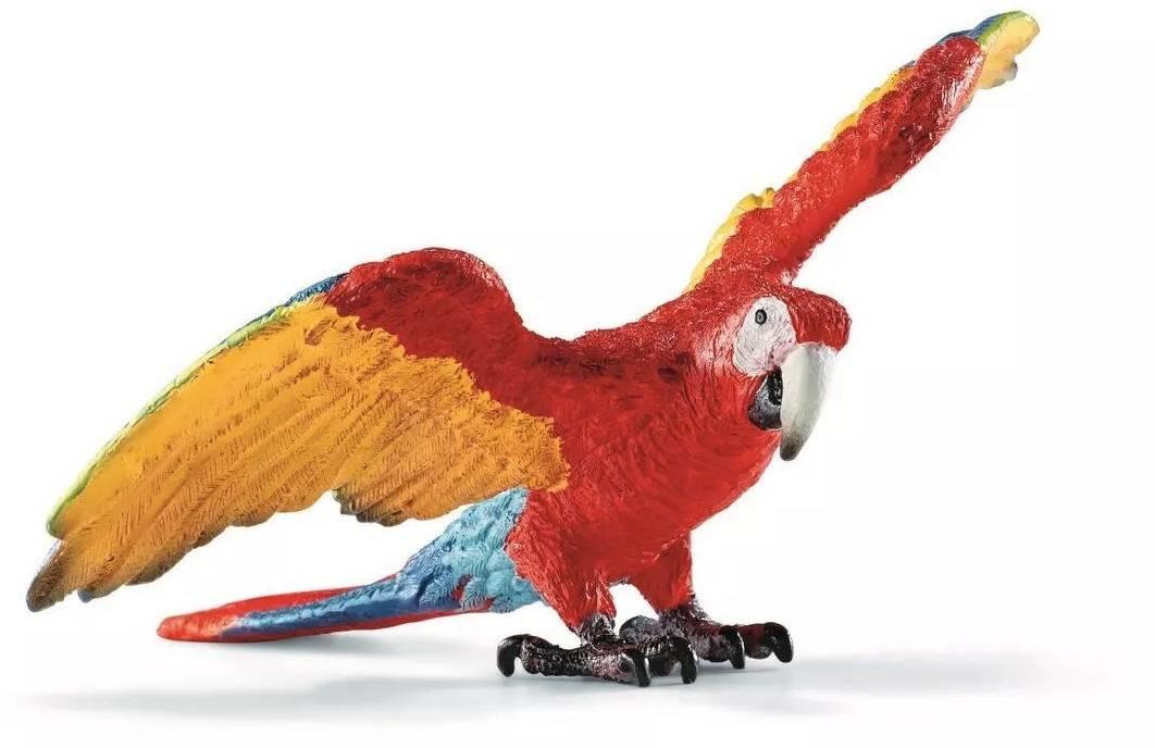 papuga ara schleich