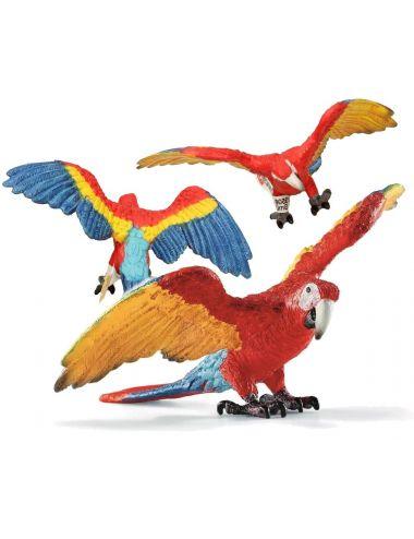 Schleich 14737 Papuga Ara