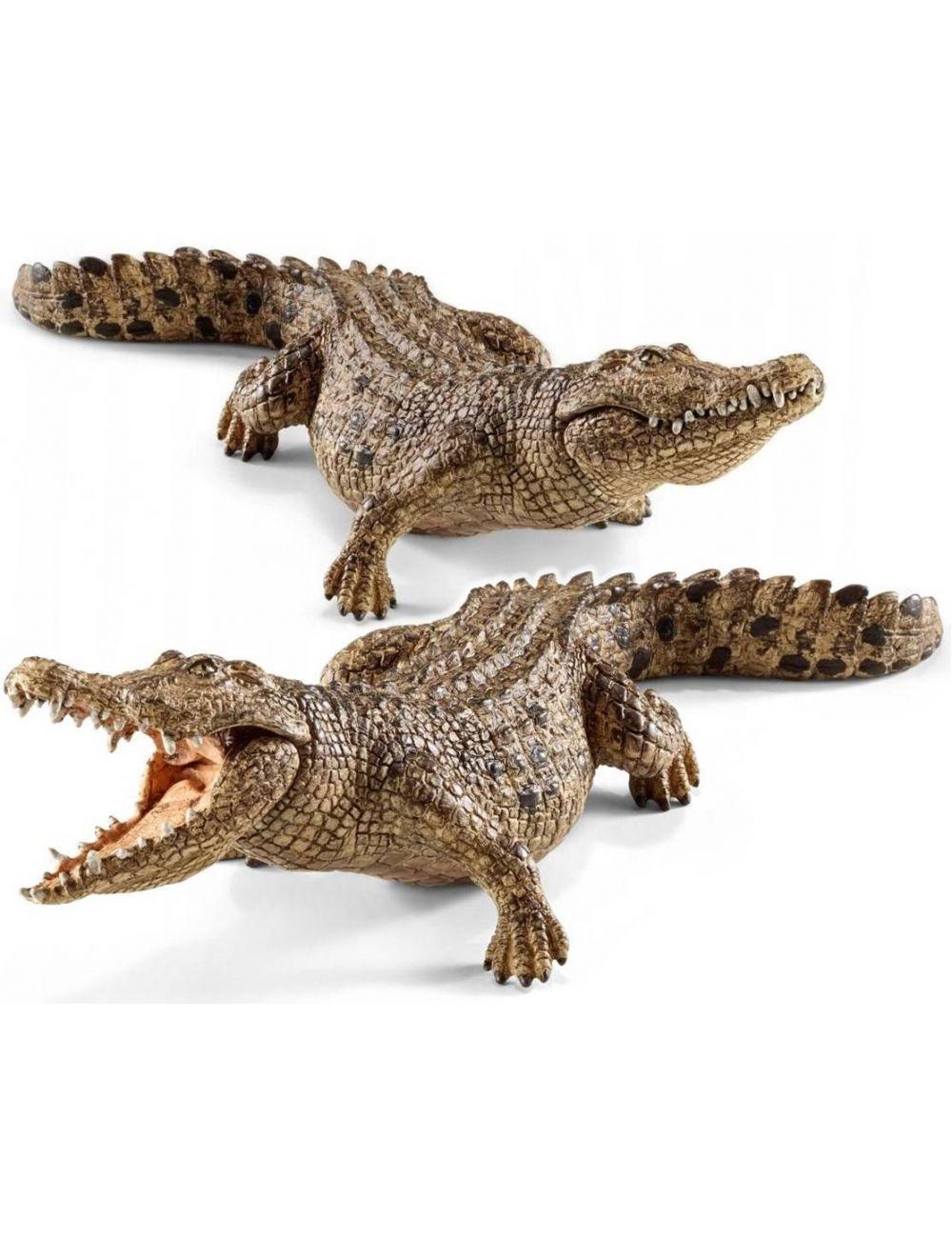 Schleich 14736 Krokodyl Różańcowy