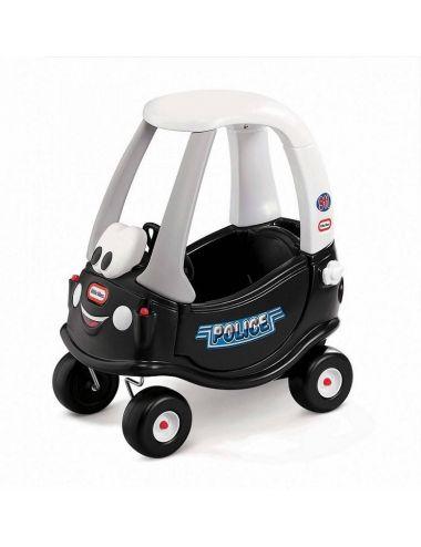 Cozy Policja / Radiowóz jeździk pchacz samochód Little Tikes