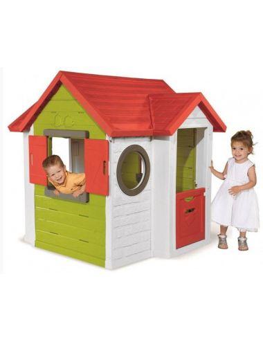 Smoby Domek My Neo House Ogrodowy 810404