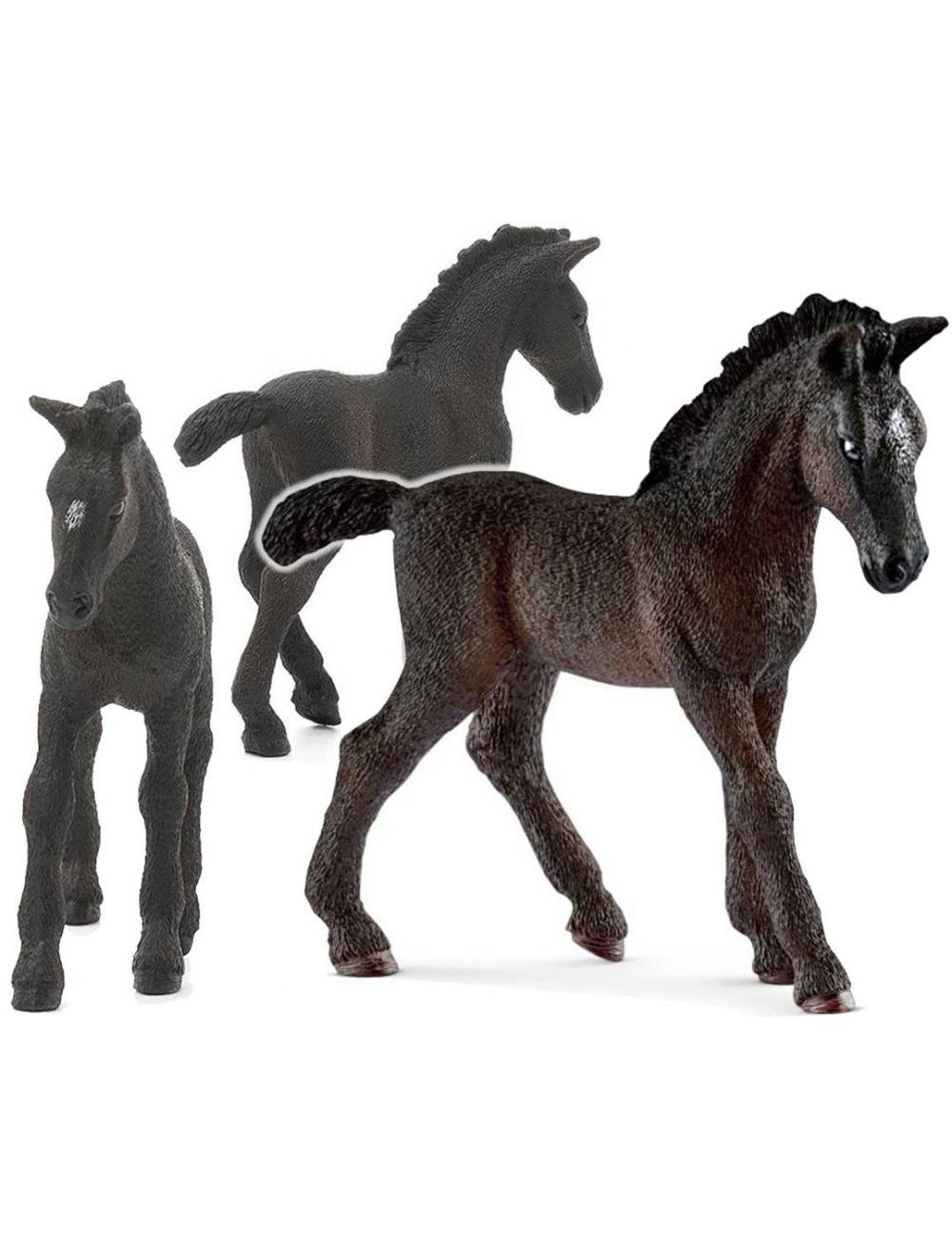 SCHLEICH 13820 Źrebię Rasy Lipicańskiej Koń Źrebak