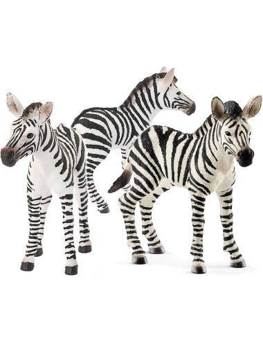 Schleich 14811 Mała Zebra