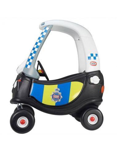 Cozy Policja Patrol jeździk pchacz samochód Little Tikes