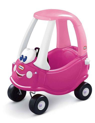 Cozy Królewny jeździk pchacz samochód Little Tikes