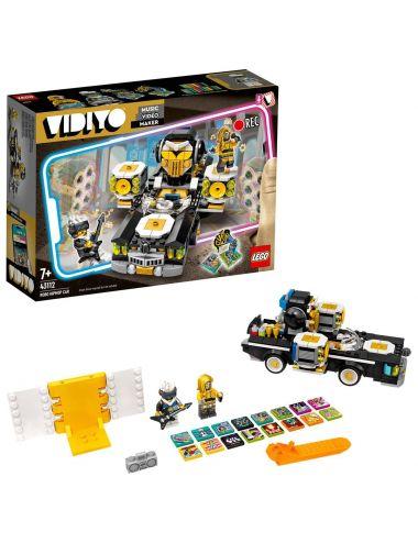 LEGO Vidiyo Robo HipHop Car 43112