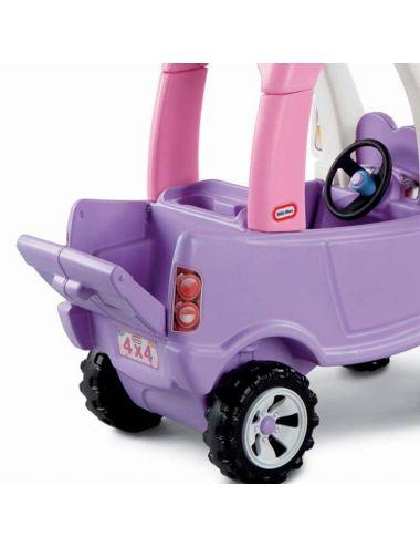 Cozy Truck Księżniczki jeździk pchacz samochód Little Tikes