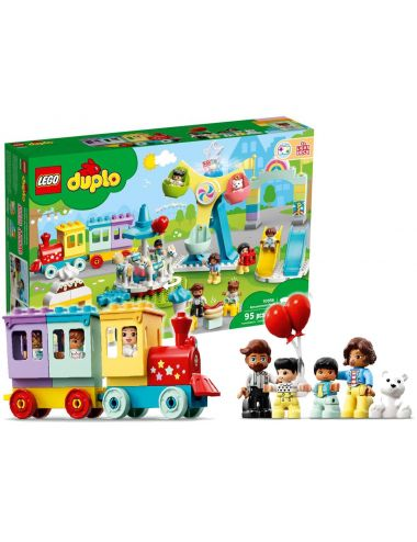 LEGO Duplo Town Park Rozrywki 10956