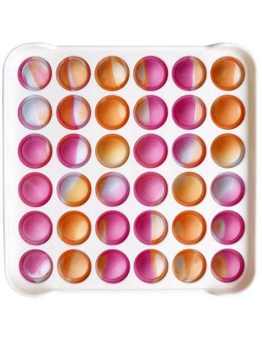 Pop It Push Bubble Zabawka Sensoryczna AntyStres 04409