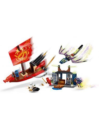 LEGO NINJAGO Ostatni Lot Perły Przenaczenia 71749