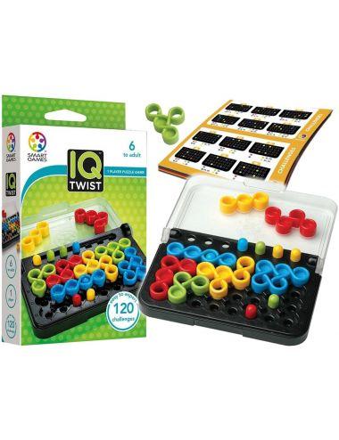 Smart Games IQ Twist Gra Logiczna Edukacyjna SG488