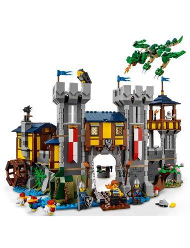 LEGO Creator Średniowieczny Zamek Klocki 31120