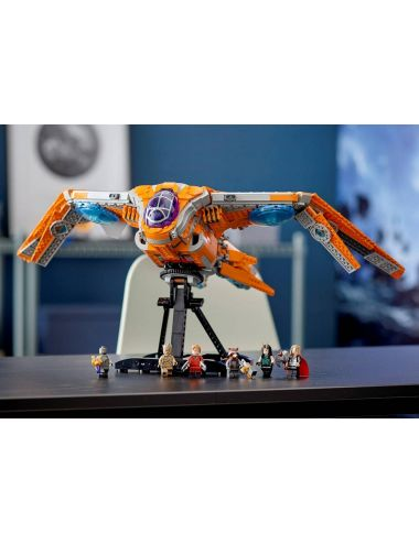 LEGO Marvel Statek Strażników Super Heroes 76193