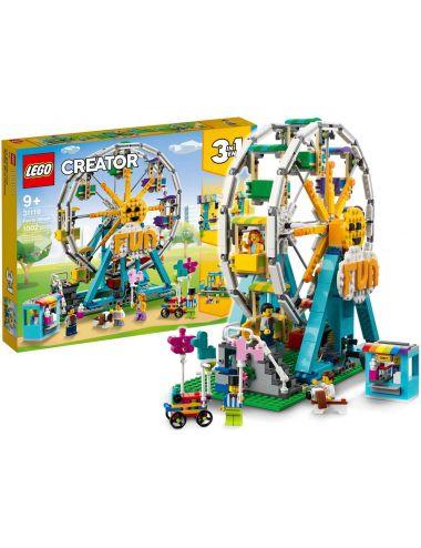 LEGO Creator Diabelski Młyn Klocki 3w1 31119