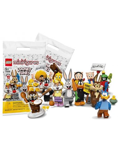 LEGO Minifigures Zwariowane Melodie 71030