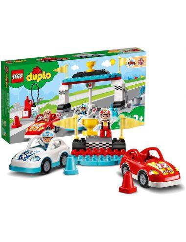 LEGO Duplo Town Samochody Wyścigowe 10947