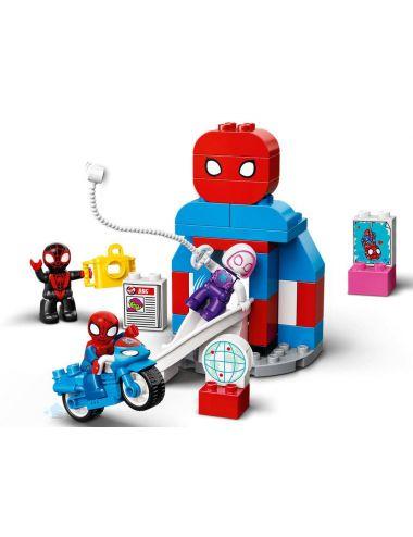 LEGO Duplo Kwatera Główna Spider Mana Marvel 10940