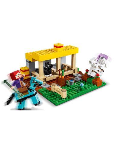 LEGO Minecraft Stajnia Dla Koni 21171