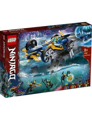 LEGO Ninjago Podwodny śmigacz ninja 71752